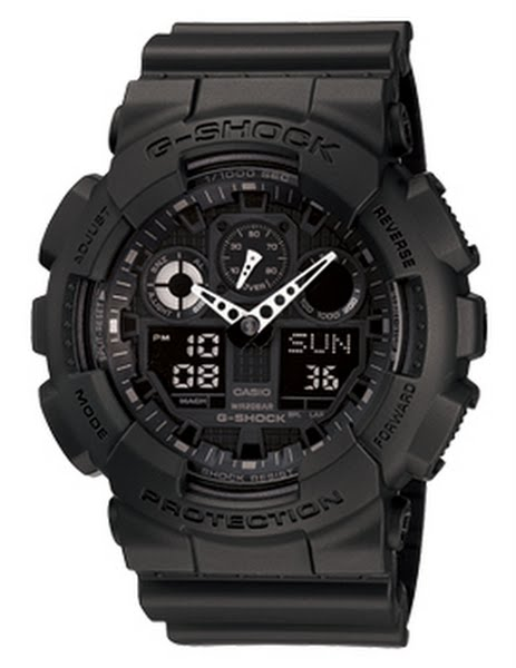 Gshock Actual Size Image