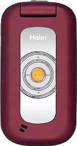 Haier A7 Actual Size Image