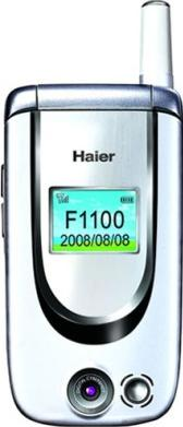 Haier F1100 Actual Size Image