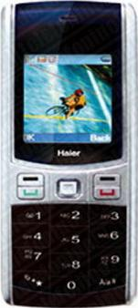 Haier V100 Actual Size Image