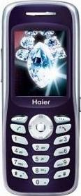 Haier V280 Actual Size Image