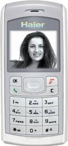 Haier Z100 Actual Size Image