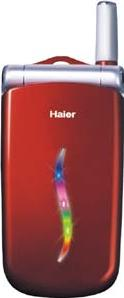 Haier Z3000 Actual Size Image