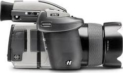 Hasselblad H4D-60 Digital SLR Camera Actual Size Image