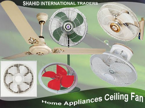 Home Appliances Ceiling Fans (2) Actual Size Image