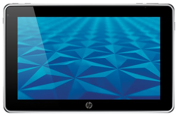 HP Slate 500 Actual Size Image