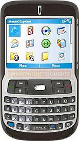 HTC Excalibur S620 Actual Size Image