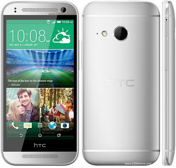 HTC One Mini 2 Actual Size Image