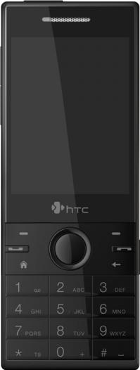 HTC S740 Actual Size Image