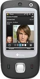 HTC Touch Dual Actual Size Image