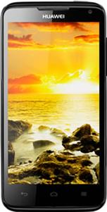 Huawei Ascend D1 Actual Size Image