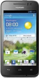 Huawei Ascend G330 Actual Size Image