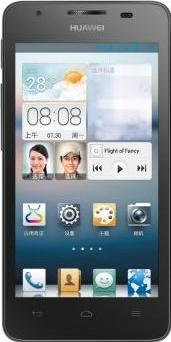 Huawei Ascend G510 Actual Size Image