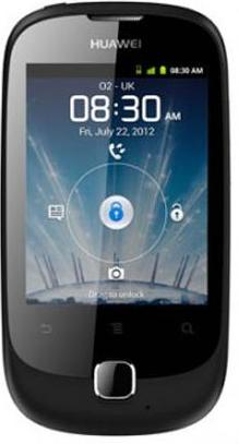 Huawei Ascend Y100 Actual Size Image