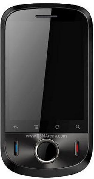 huawei ideos Actual Size Image