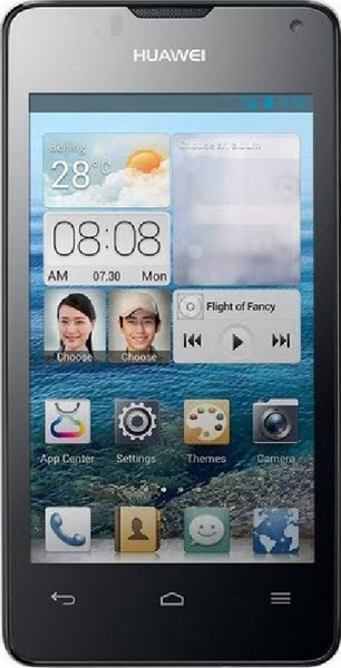 huawei y300 Actual Size Image