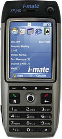 i-mate SPJAS Actual Size Image