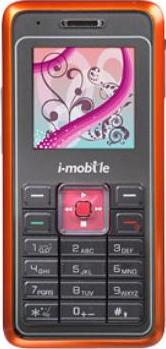 i-mobile 315 Actual Size Image
