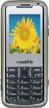 i-mobile 510 Actual Size Image