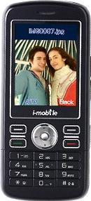 i-mobile 613 Actual Size Image