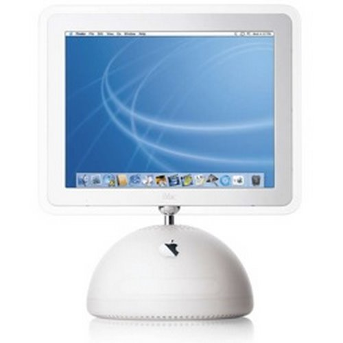 iMac G4 (AKA Flatpanel or Lamp) Actual Size Image