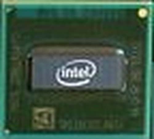 Intel Atom Processor Actual Size Image