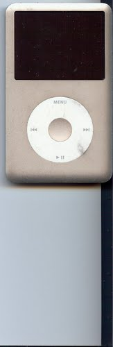 ipod (6) Actual Size Image