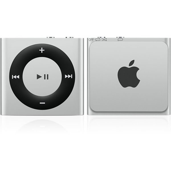 ipod shuffle 4th generation actual size image. Black Bedroom Furniture Sets. Home Design Ideas