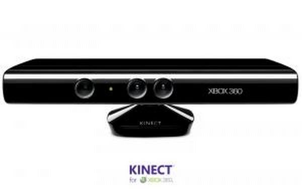 Kinect Actual Size Image