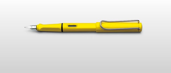 Lamy Safari Actual Size Image