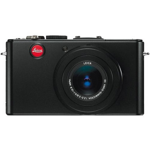 Leica D-Lux 4 Actual Size Image