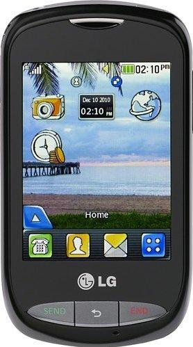 LG 800G Actual Size Image