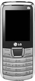 LG A290 Actual Size Image