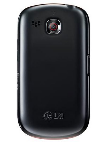 LG c310_Back Actual Size Image