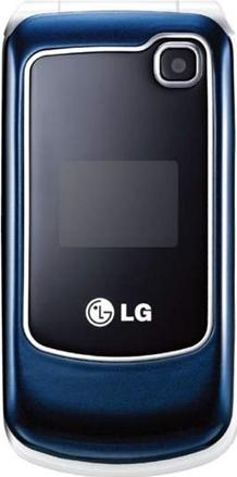 LG GM310 Actual Size Image