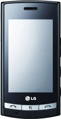 LG GT405 Actual Size Image
