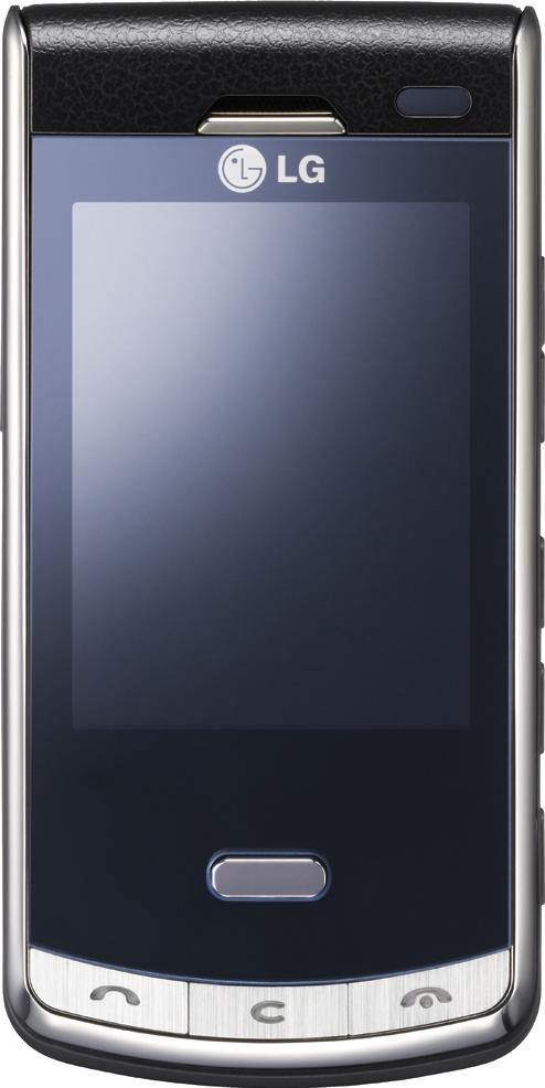 LG KF757 Secret Actual Size Image