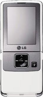 LG KM386 Actual Size Image
