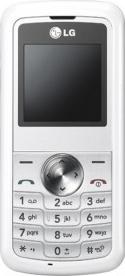 LG KP100 Actual Size Image
