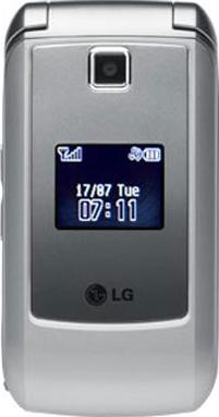 LG KP210 Actual Size Image
