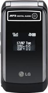LG KP215 Actual Size Image