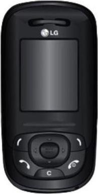 LG S5300 Actual Size Image
