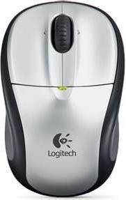 Logitech Wireless Mouse M305 Actual Size Image