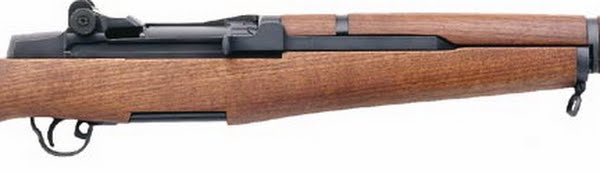 m1 garand middle  Actual Size Image