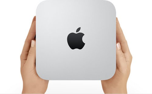 MAC mini 2011 Actual Size Image