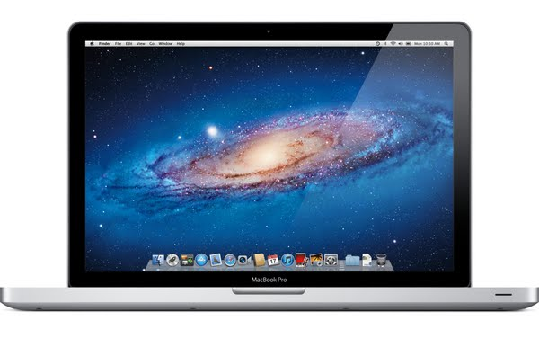 Macbook Pro 15-inch Actual Size Image