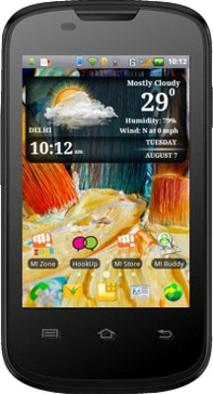 Micromax A57 Actual Size Image