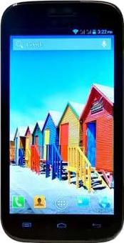 Micromax Canvas HD A116 Actual Size Image