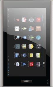 Micromax Funbook Talk P350 Actual Size Image