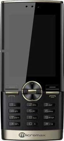 Micromax G4 Actual Size Image
